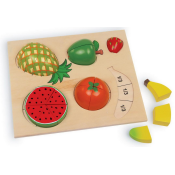 """Puzzle """"Dividere la frutta"""" 6252"""