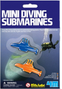 MIni sottomarini Kidz Labs 4M-00-03219