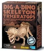 Scava E Scopri Un… triceratops