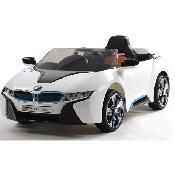 12V BMW i8 Concept  Bianca