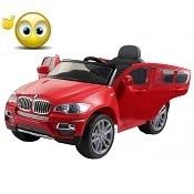 12V BMW X6 Rossa