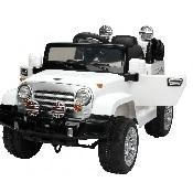 12V Jeep Ranch  Bianca