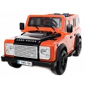 12v JEEP LAND ROVER DEFENDER ARANCIO