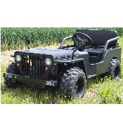 Jeep benzina 1100cc