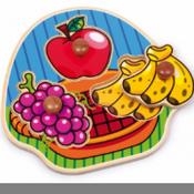 Puzzle Cesto della Frutta LG1461