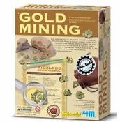 Scava E Scopri Una… Miniera d'oro