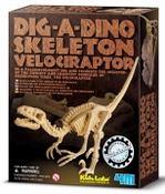 Scava E Scopri Un… Velociraptor